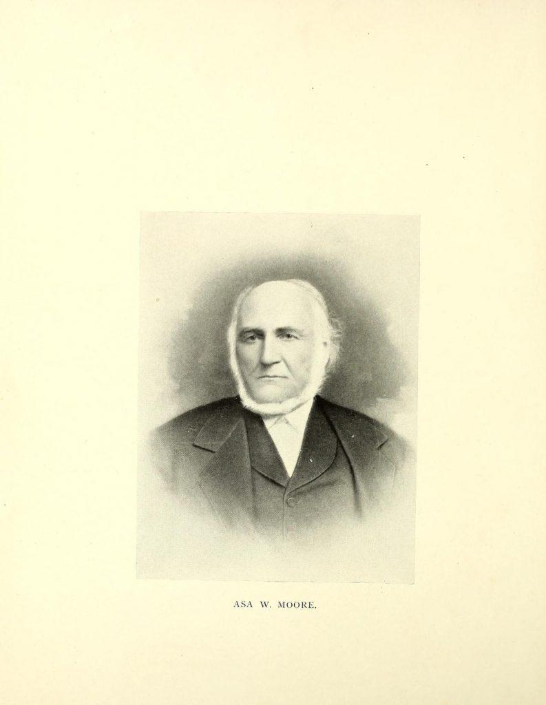 Asa W. Moore