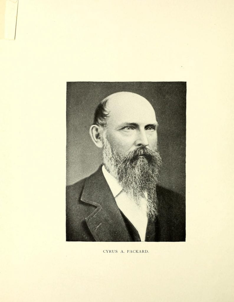 Cyrus A. Packard
