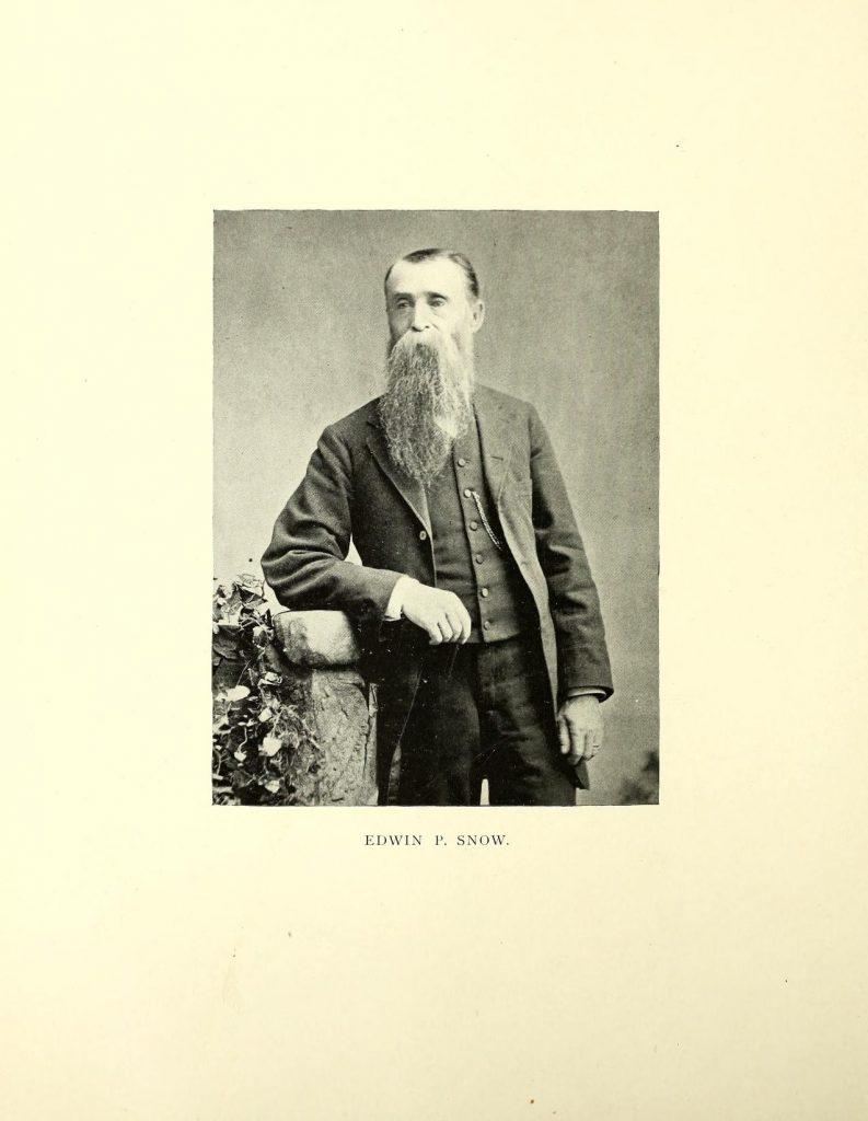 Edwin P. Snow
