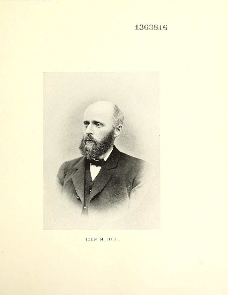 John M. Hill