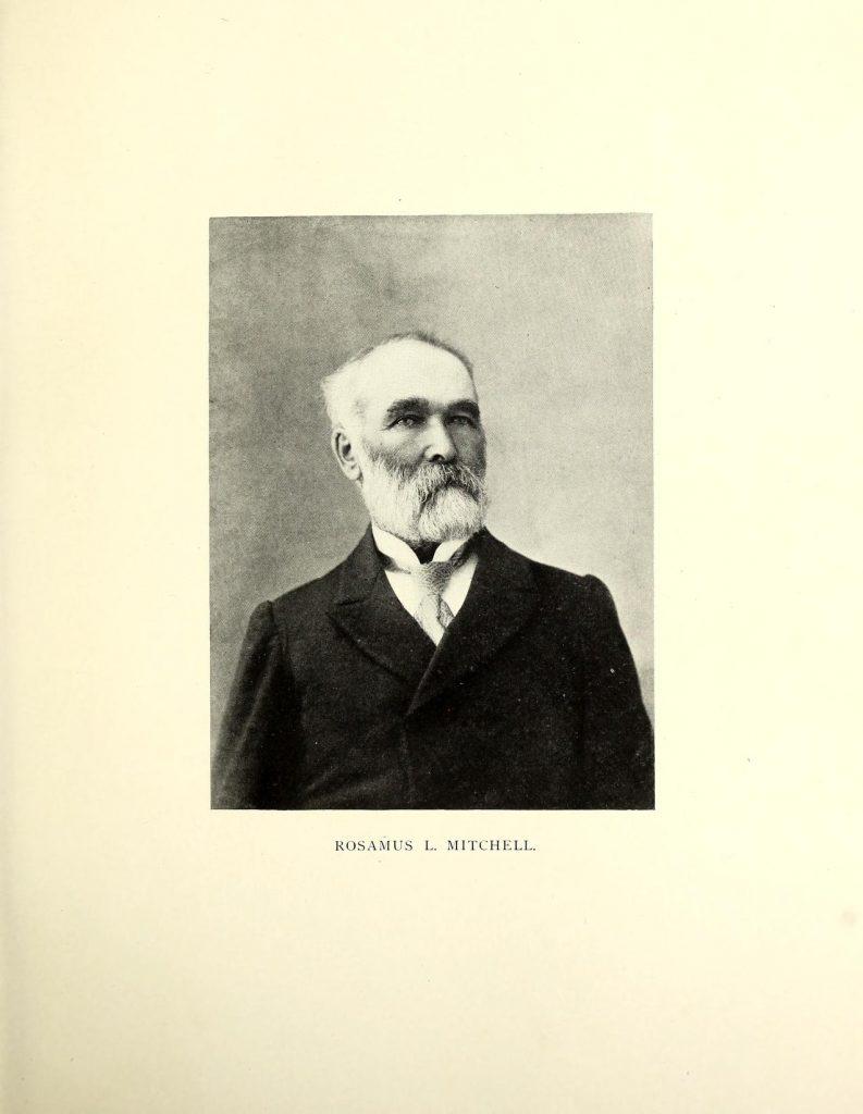 Rosamus L. Mitchell