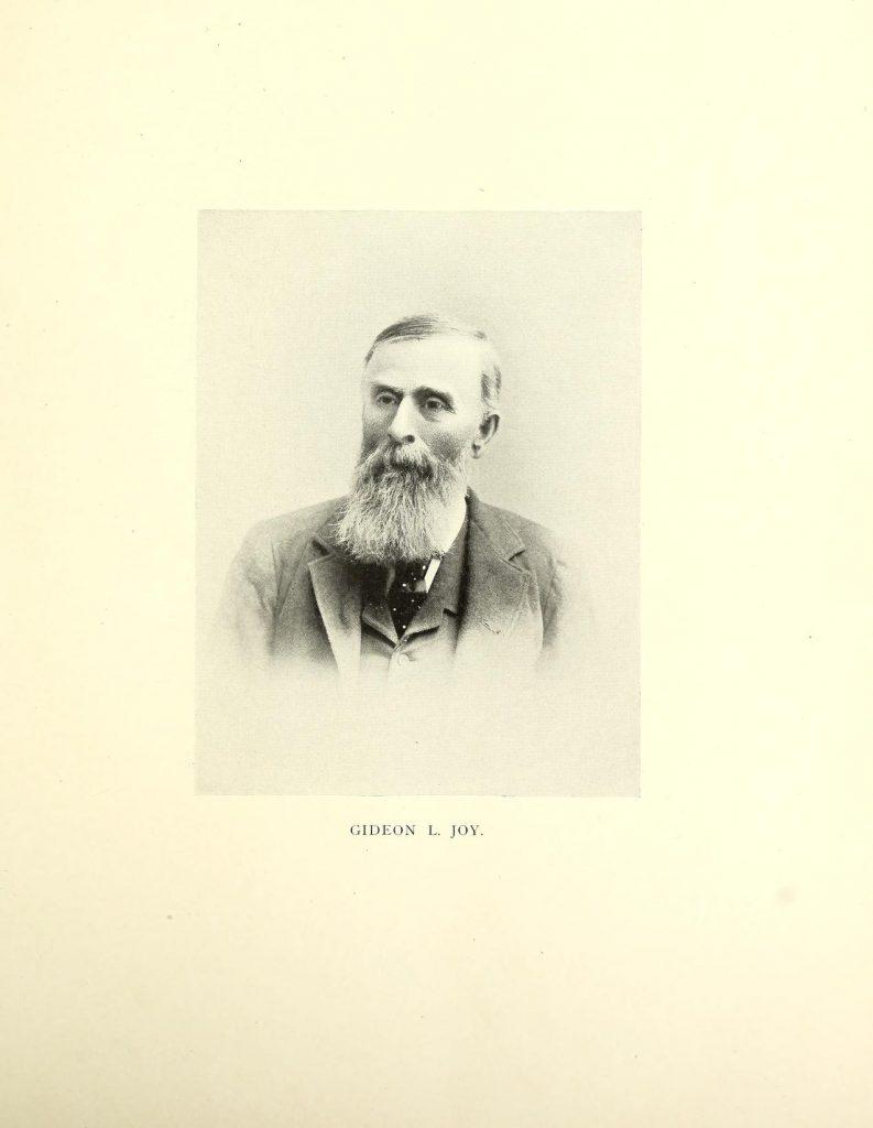 Gideon L. Joy