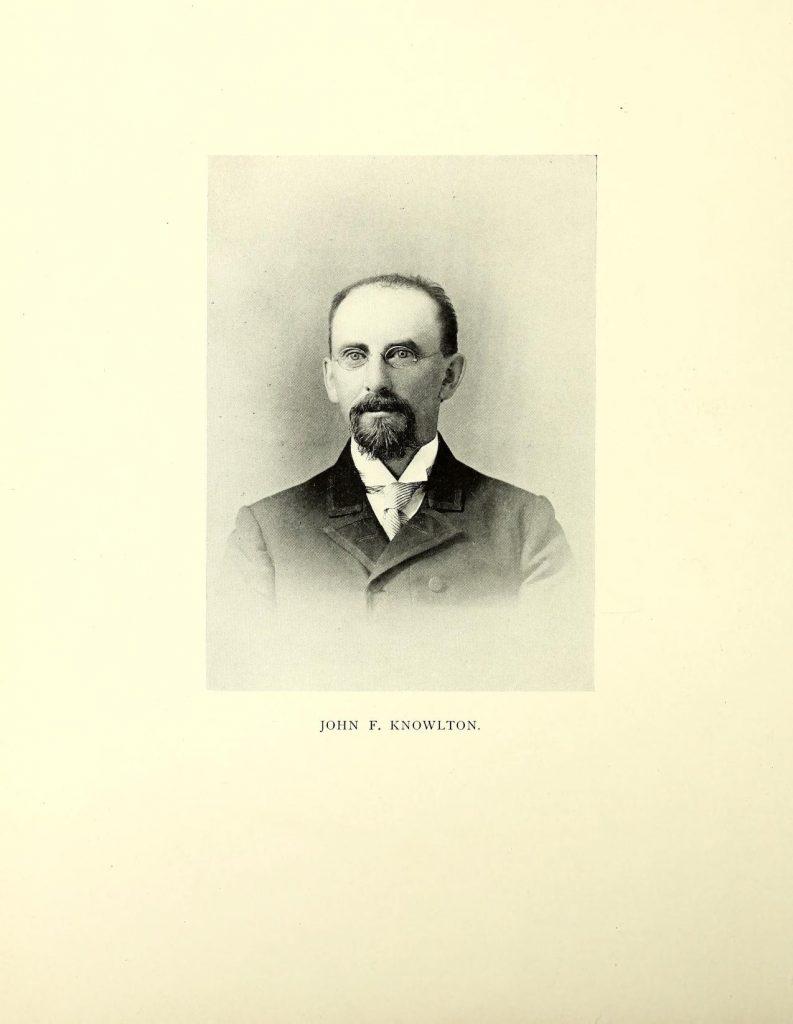 John F Knowlton